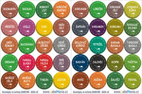 40 barevných kulatých kořenek.png